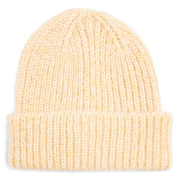 Topshop Accessories - 🛍3/$30🛍 Topshop Women's Scandi Beanie Beige
